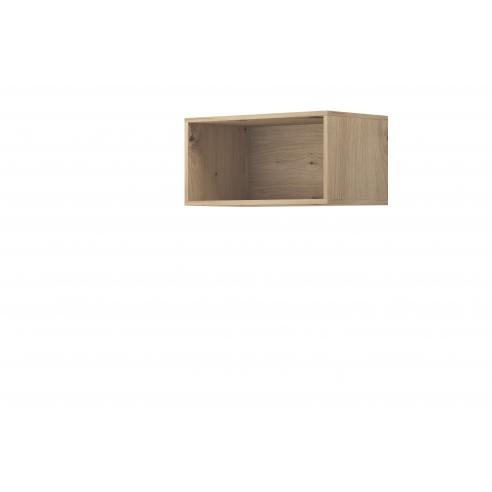 Prostokątna półka wisząca SMART 60 cm